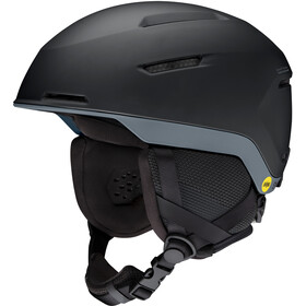 Smith Altus Mips Helm matte black charcoal